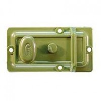 Asec AS1201 Standard 60mm Traditional Rim Nightlatch £11.33