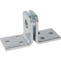 Abus 115/100C Locking Brackets per pair £7.63