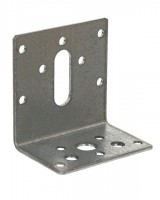 Angle Bracket 60 x 40 x 60mm Galv £0.78