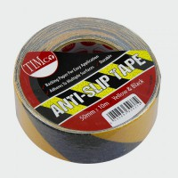 Anti Slip Tape 10M x 50mm Black / Yellow £8.27