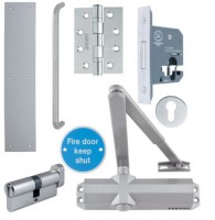 Arrone Fire Door Kit A Corridor Door Locking £77.14