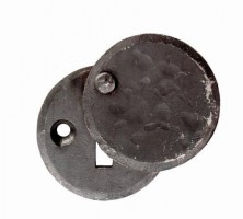 Ludlow BW5546C 40mm Standard Lever Key Profile Covered Escutcheon Beeswax £5.83