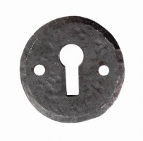 Ludlow BW5546O 40mm Standard Lever Key Profile Open Escutcheon Beeswax £5.26