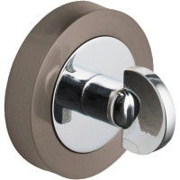 Bathroom Turn & Release Vision Designer Graphite & Polished Chrome 5350 £9.27