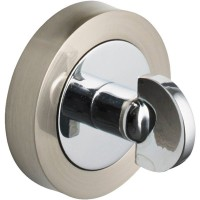 Bathroom Turn & Release Vision Designer Polished Chrome & Satin Nickel 5350 £9.27