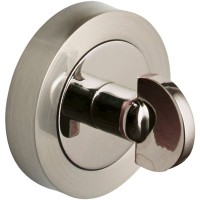 Bathroom Turn & Release Vision Designer Satin Nickel 5350 £9.27