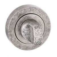 Old English Bathroom Turn & Release OE-WC-DS Distressed Silver £13.11