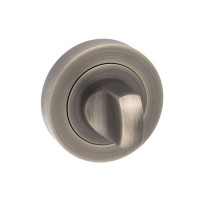 Old English Bathroom Turn & Release OE-WC-MBN Matt Gun Metal £13.11
