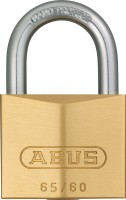 Abus 65/40KA 40mm Brass Padlock Keyed Alike KA401 £11.00