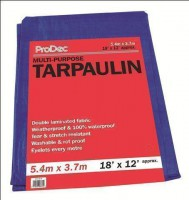 Tarpaulin 18ft x 12ft Heavy Duty £13.71