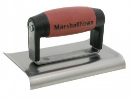 "Cement Edger Curved End Marshalltown M136D 6"" x 3"" £11.34"