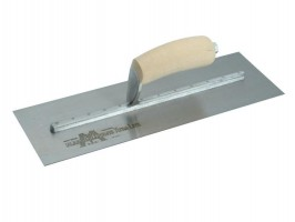 "Cement Finishing Trowel Marshalltown MXS77 18 x 4.1/2"" £55.19"