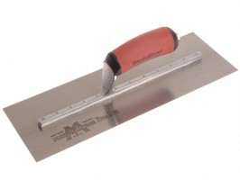 "Cement Finishing Trowel Durasoft Handle Marshalltown MXS73D 14"" x 4.3/4"" £50.15"