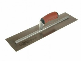 "Cement Finishing Trowel DuraSoft Handle Marshalltown MXS77D 18 x 4.1/2"" £56.36"