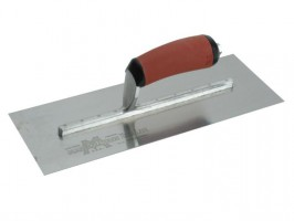 "Cement Finishing Trowel Stainless Steel Durasoft Handle Marshalltown MXS73DSS 14"" x 4.3/4"" £64.21"