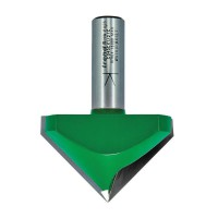 Trend C045Cx1/2TC Chamfer V Groove 45 Degree 51mm Dia £71.24