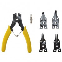 Circlip Pliers 4 in 1 Set 160mm BlueSpot 08701 £4.20