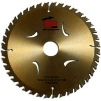 Circular Saw Blade Dart 190mm x 30 bore x 20 Tooth Gold £30.25