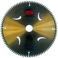 Circular Saw Blade Dart 250mm x 30 bore x 60 Tooth Gold £55.14