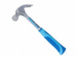 Claw Hammer 20oz Steel Shaft BlueSpot 26120 £7.14