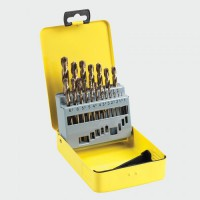 19 piece HSS Cobalt Drill Set 1-10mm £33.09