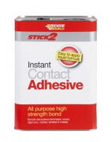 Contact Adhesive Everbuild Stick 2 All Purpose 5 Litres £31.41