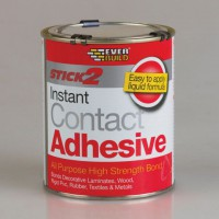 Contact Adhesive Everbuild Stick 2 All Purpose 750ml £8.78