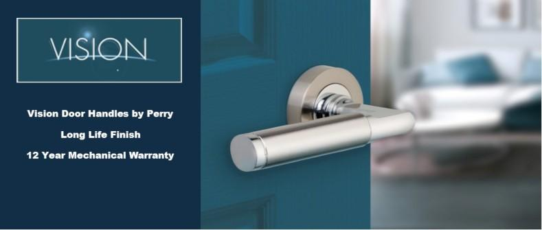 Vision Door Handles by Perry