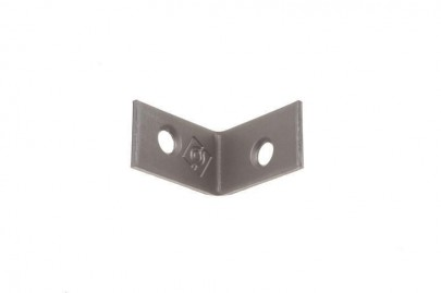 320 25mm Corner Braces Steel Box of 50