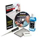 Trend Diamond Complete Sharpening Kit DWS/KIT/C - £54.93 INC VAT