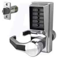 Push Button Door Locks | Digital locks with knobs or lever