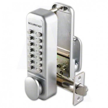 Digital Door Lock Securefast Sbl320s Easy Code Change With