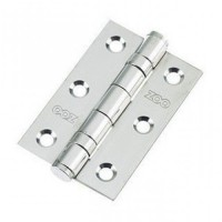 76mm x 50mm Ball Bearing Butt Hinge PSS per single £2.70