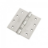 Zoo 102 x 102 x 3mm Ball Bearing Hinge Grade 13 SSS per single £5.40