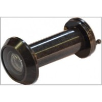 D&E FD30 Fire Rated Door Viewer & Cover Bronze 200 Degree 35-55mm £24.56