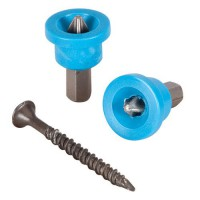 Drywall Phillips Screwdriver Bits 25mm PH2 Pack of 2 Trend Snappy SNAP/DWIPH2/2 £4.90