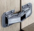 Easy Fit Cabinet Hinges