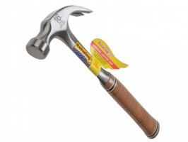 Estwing Claw Hammer 16oz Leather Handle E16C £43.37