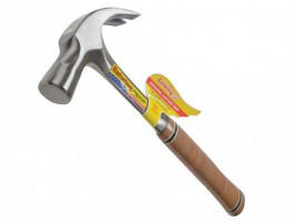 Estwing Claw Hammer 24oz Leather Handle E24C £57.75