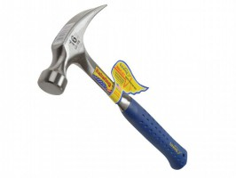 Estwing Straight Claw Hammer 16oz Blue Handle E3/16S £37.11