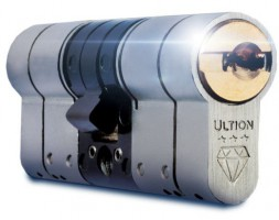 Brisant Ultion 3 Star Euro Double Cylinder 85mm Offset 40 x 45 £39.00