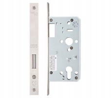 Zoo ZDL0055SS 55mm Backset DIN Euro Deadlock SSS £21.11