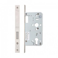 Zoo ZDL0060SS 60mm Backset DIN Euro Deadlock SSS £18.79