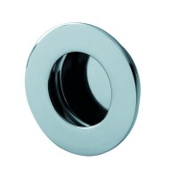 Steelworx 48mm Circular Flush Pull FPH1002BSS Polished Stainless Steel £9.60