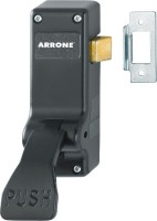 Push Pad Panic Latch Arrone AR883 Matt Black £78.97
