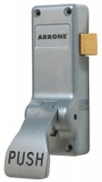 Push Pad Panic Latch Arrone AR883 Silver £63.60