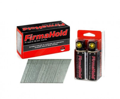 FirmaHold Angled 16 Gauge Finishing Brad Nails 50mm Pack of 2000