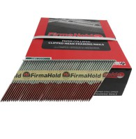 FirmaHold Collated Clipped Head Nails Bright 3.1 x 90mm £38.30