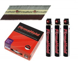 FirmaHold Collated Clipped Head Nails & Gas FirmaGalv Plus 2.8 x 50/3CFC £53.02