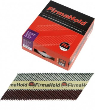 FirmaHold Collated Clipped Head Nails FirmaGalv Plus 2.8 x 63mm